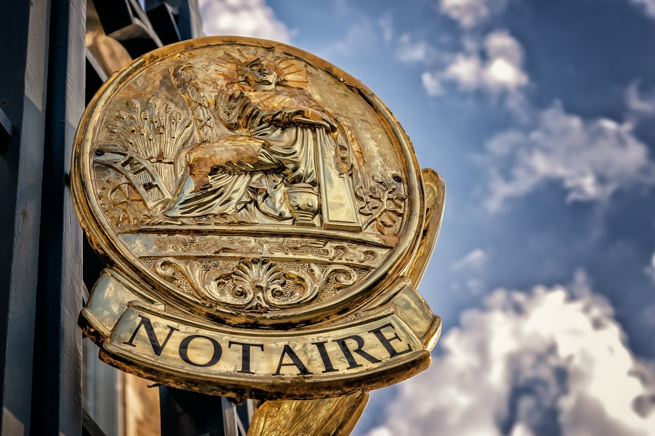 notaire, office notarial