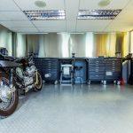 isolation du garage